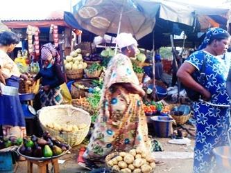 Femmes au marché