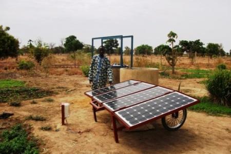 Belles initiatives de développement au village