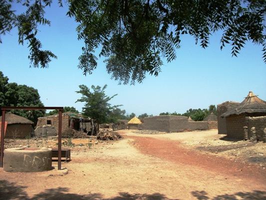 Le village de Guelekoro au Mali
