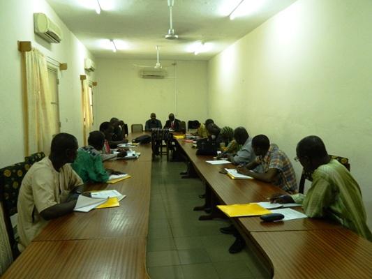 Formation à Media et Elections au Mali